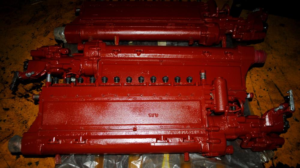 ТНВД для дизельного двигателя М400