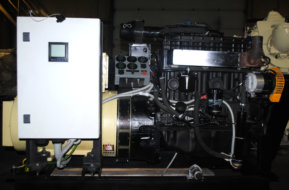 Судовой дизель-генератор ДГР-30