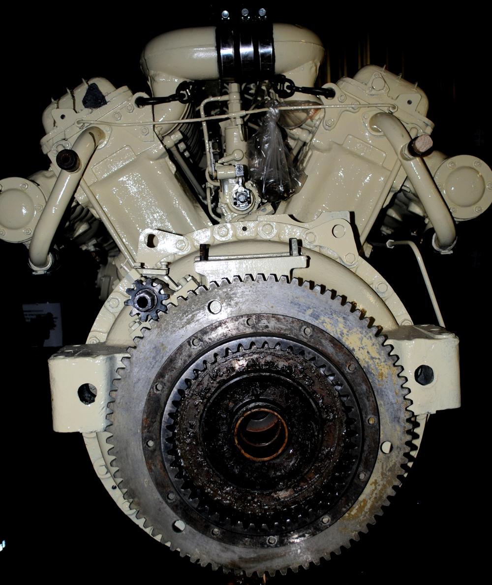 Дизель-редукторный агрегат ДРА-210Б